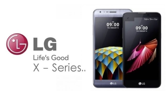 LG X Style and Power phones