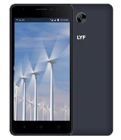 LYF Wind 4S Photo