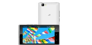 LYF Wind 7 Phone