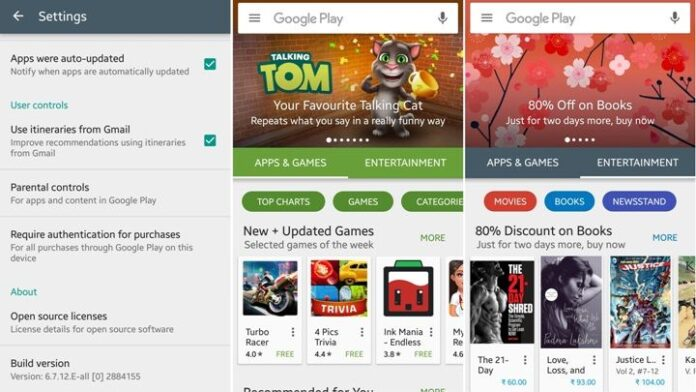 Latest Play Store APK