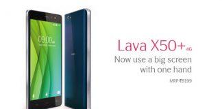 Lava X50+ Photo
