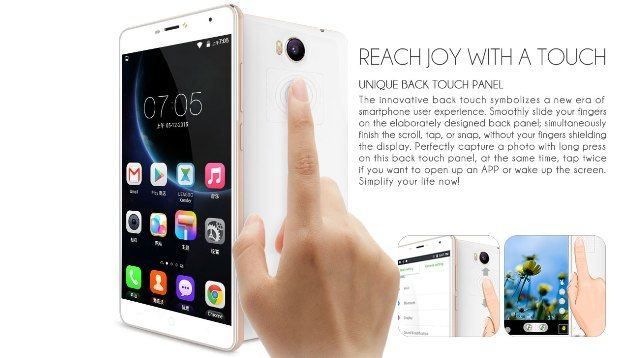 Leagoo Alfa 2 phone