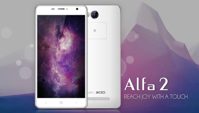 Leagoo Alfa 2 phone
