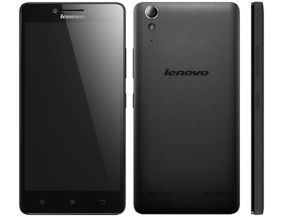 Lenovo A6000 Photo
