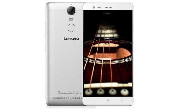 Lenovo K5 Note camera