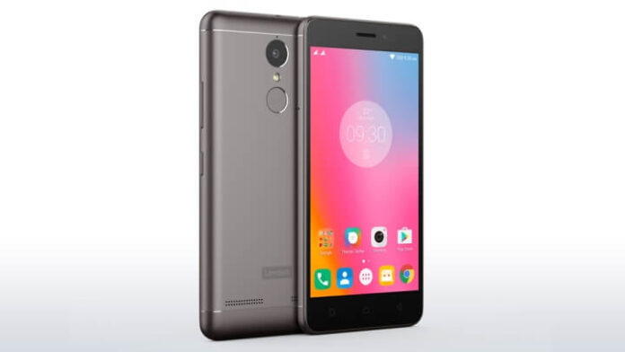Lenovo Vibe K6 Power Photo