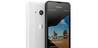Lumia 550 Dual SIM