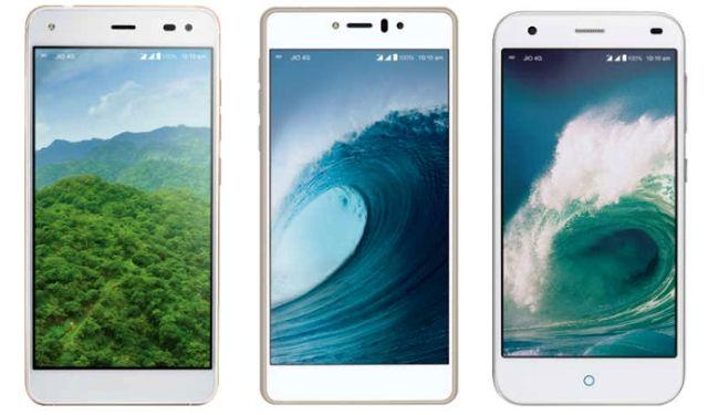 Lyf Smartphones