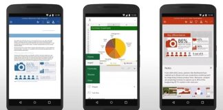 MS Office for Android Download