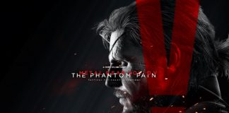 MSG5 The Phantom Pain