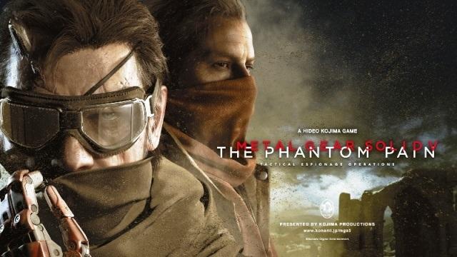 MSG5 The Phantom Pain