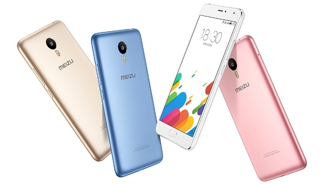 Meizu Blue Charm Metal Photo