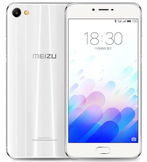 Meizu M3X Photo
