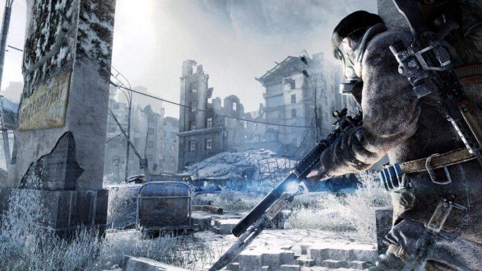 Metro 2033 Redux Save Game