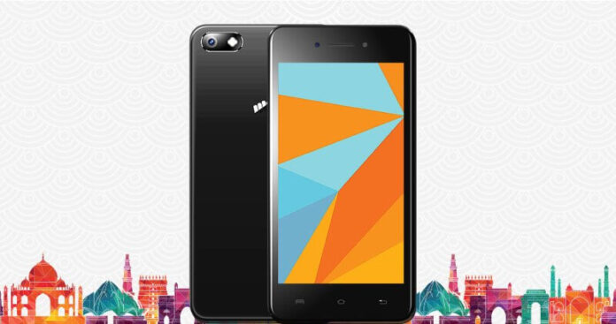 Micromax Bharat 5 Photo