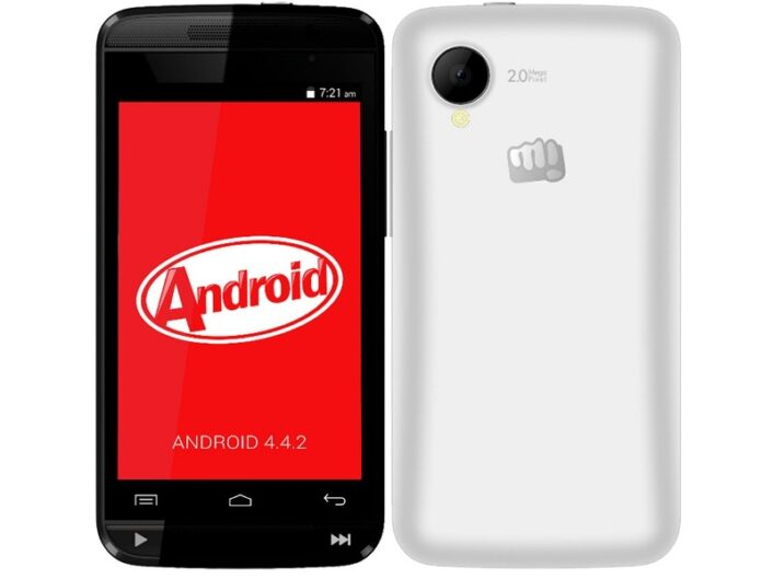Micromax Bolt A082 Photo