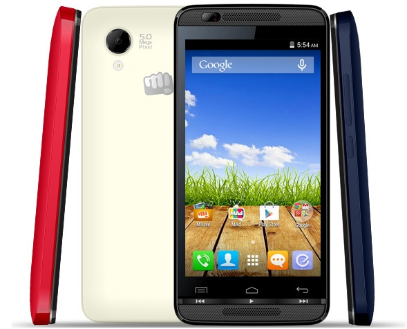 Micromax Bolt AD4500 Photo