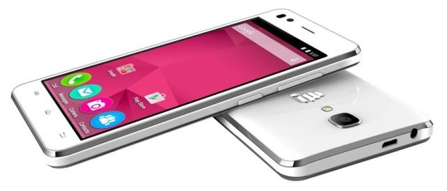 Micromax Bolt Selfie Q424 Photo