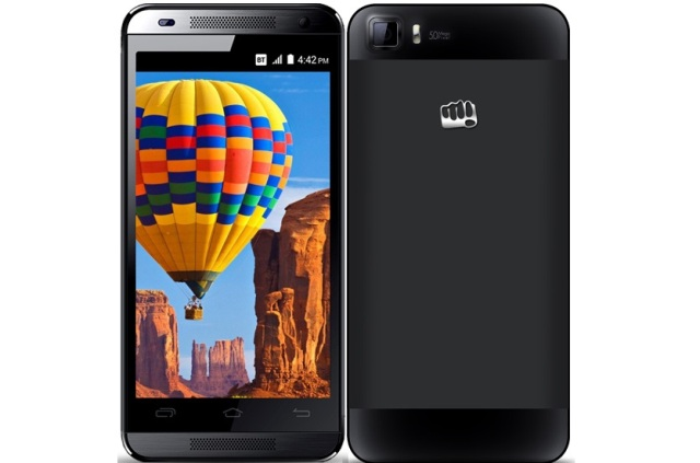 Micromax Canvas Fire 3 A096 Photo