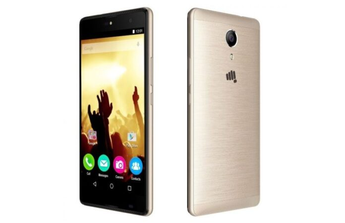 Micromax Canvas Fire 5