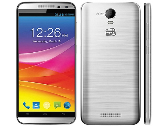 Micromax Canvas Juice 2 Photo