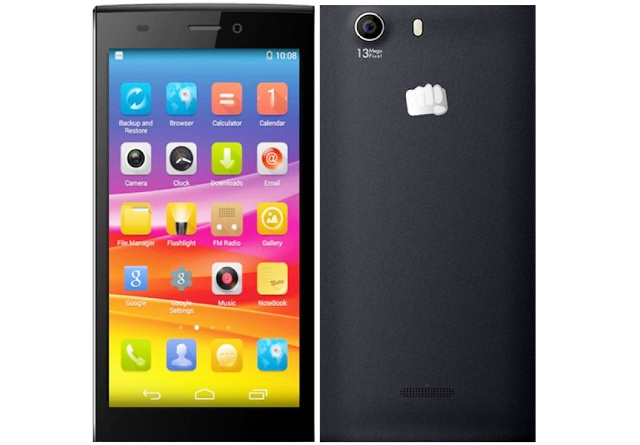Micromax Canvas Nitro 2 E311 Photo