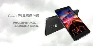 Micromax Canvas Pulse 4G E451