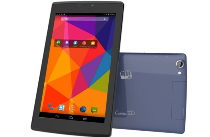 Micromax Canvas Tab P480 Photo