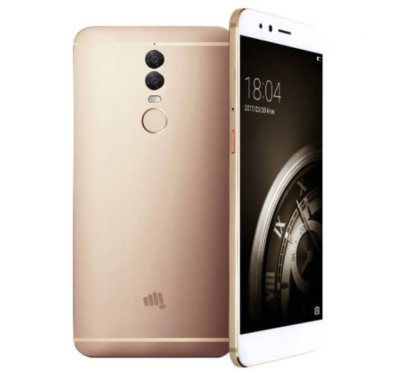 Micromax Dual 5 Photo