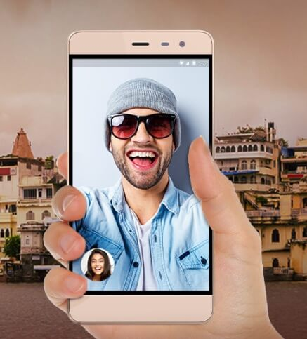 Micromax Vdeo 3 Photo