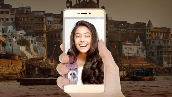 Micromax Vdeo 4 Photo