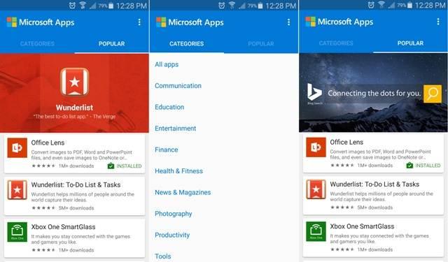 Microsoft Apps Apk