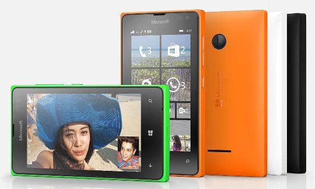 Microsoft Lumia 435 Dual SIM Photo