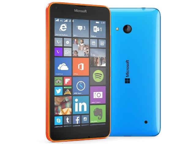 Microsoft Lumia 640 Photo