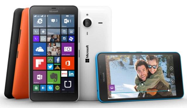 Microsoft Lumia 640 XL Photo