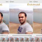 Microsoft Selfie Example