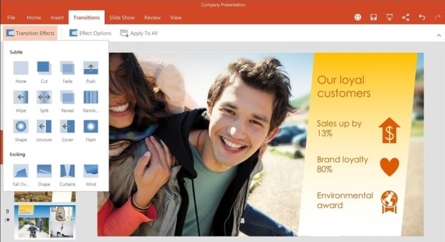 Microsoft office Preview APK