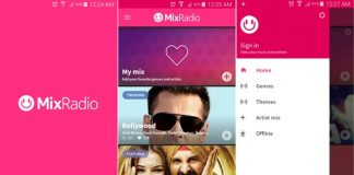 MixRadio India APK