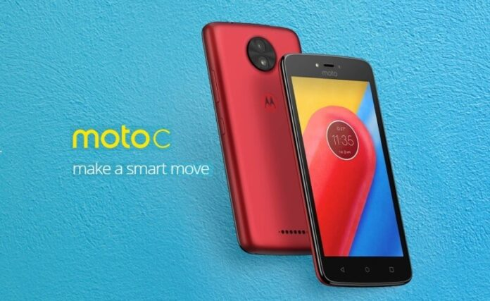 Moto C Photo