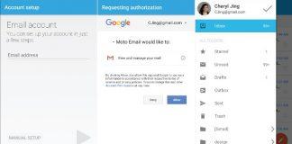 Moto Email APK