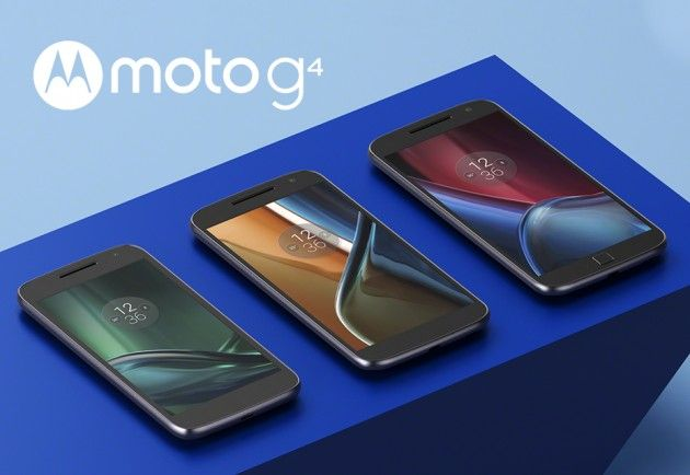 Moto G4 Photo