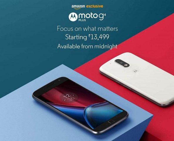 Moto G4 Plus Photo