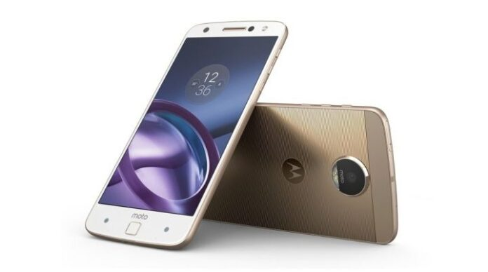 Motorola Moto Z Photo