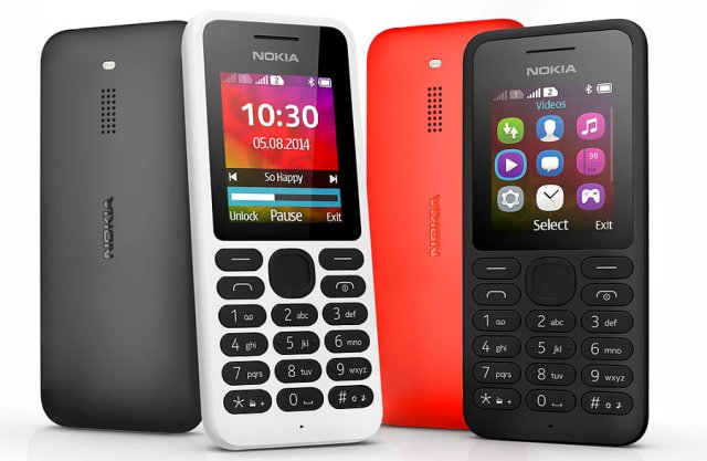 Nokia 130 and 130 Dual SIM Photo