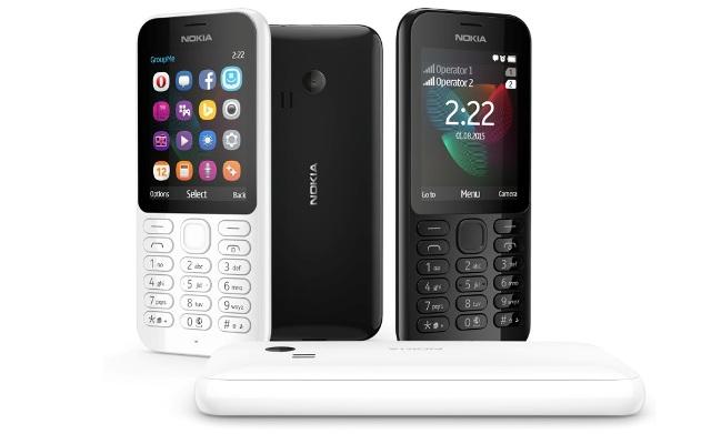 Nokia 222 Dual Photo