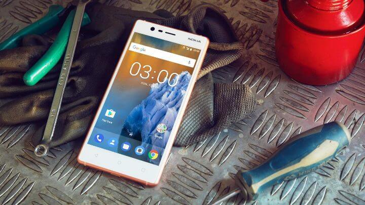 Nokia 3 Photo