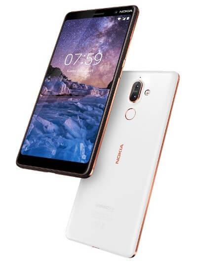 Nokia 7 Plus Photo