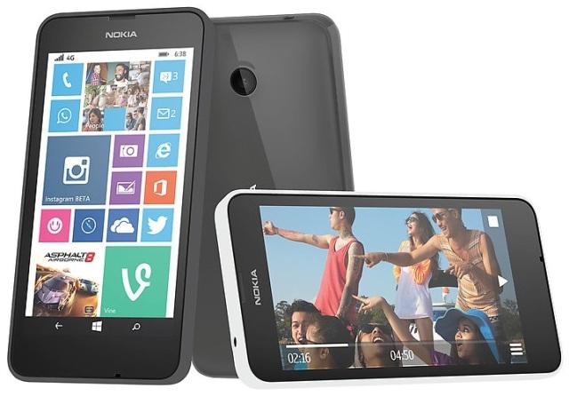 Nokia Lumia 638 Photo