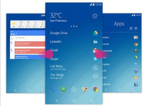 Nokia Z Launcher apk