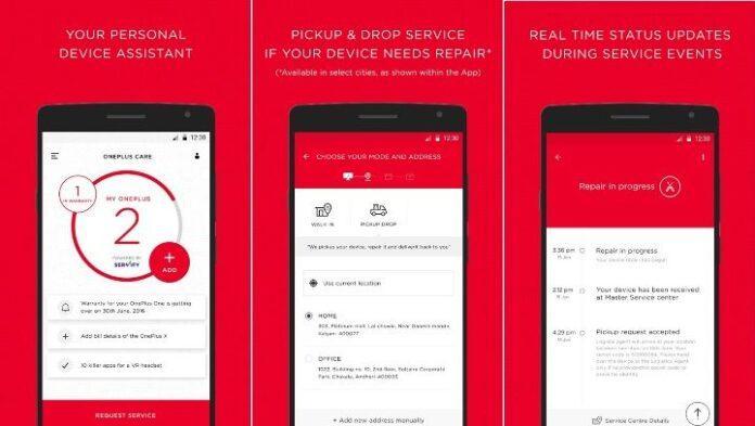 OnePlus Care APK